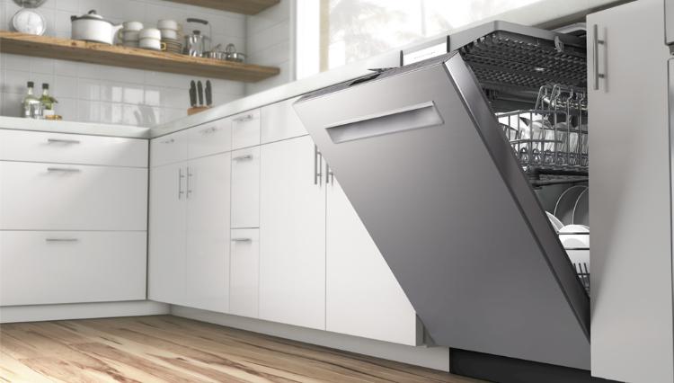Kitchen with new Bosch Appliances
