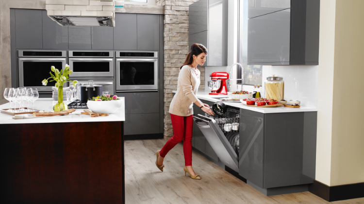 Modern Kichen Appliances