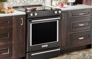 kitchenaid cooking appliances
