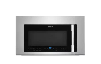 frigidaire professional microwaves