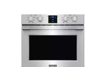 frigidaire professional wall ovens