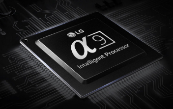 lg televisions α9 Intelligent Processor