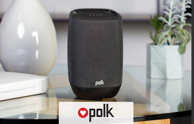 Polk Audio soundbar and speaker rebate