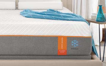 tempur-pedic TEMPUR-Contour hybrid mattress