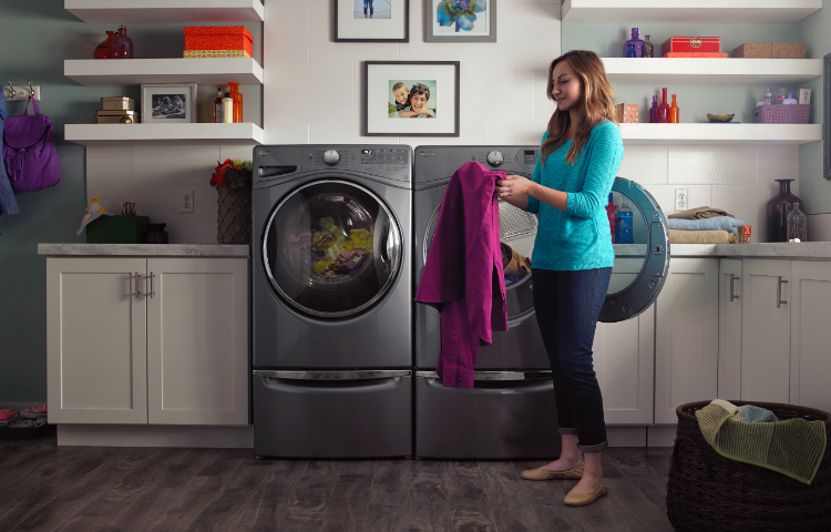 laundry Appliances by Whirlpool