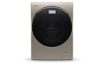 whirlpool all-in-one laundry machine