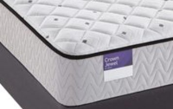 Scallop Pearl Mattress