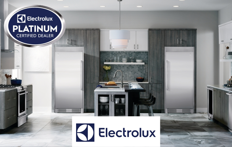 electrolux kitchen appliances free dishwasher