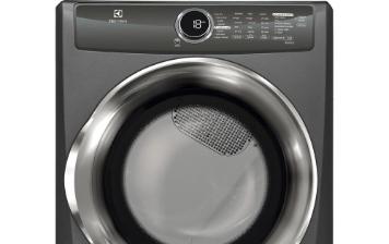 Gas Dryers