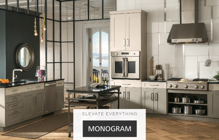 ge monogram kitchen
