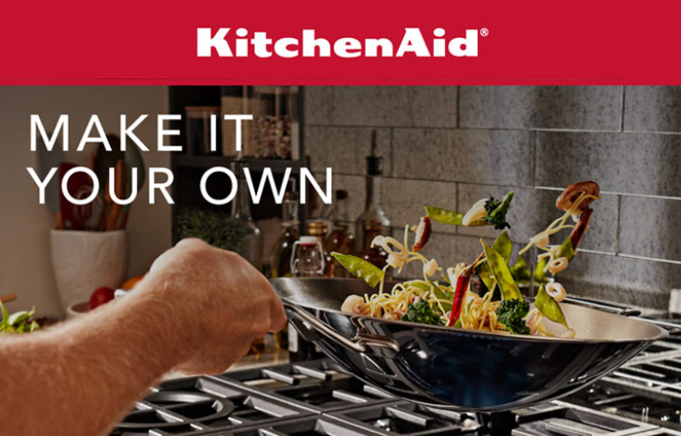 KitchenAid's Celebrating a Century Appliance Rebate Program