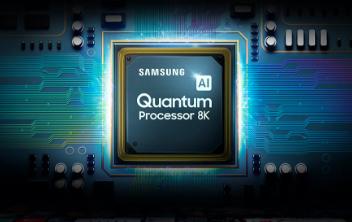 samsung electronics televisions Quantum Processor 4K