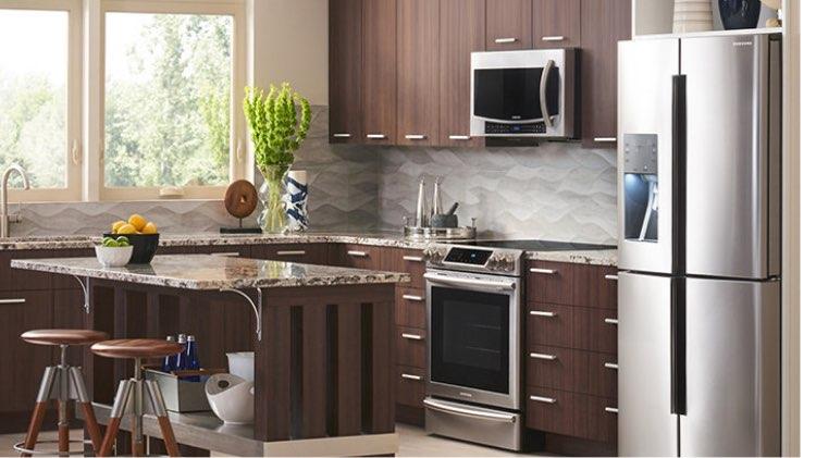 samsung appliances kitchen
