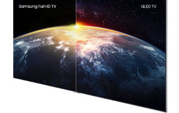 samsung electronics televisions Q Contrast Plus™