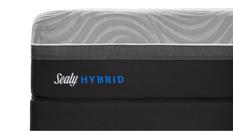 Sealy Hybrid mattress closeup image