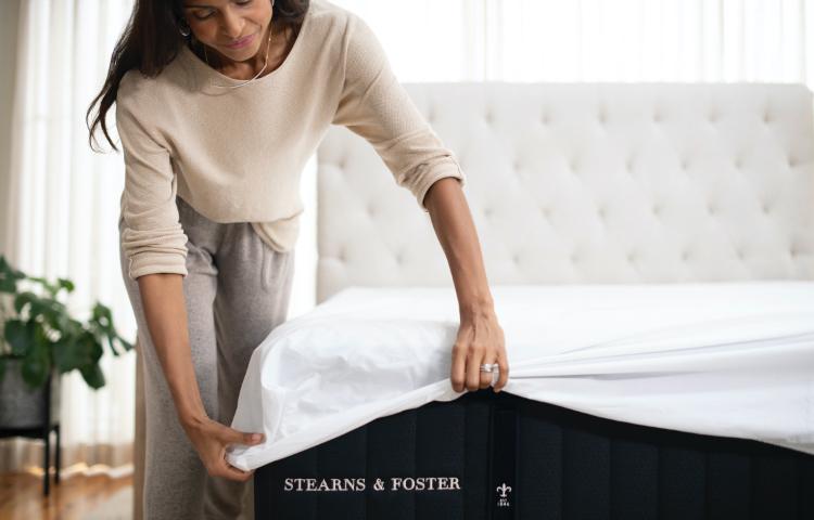 stearns and foster mattress